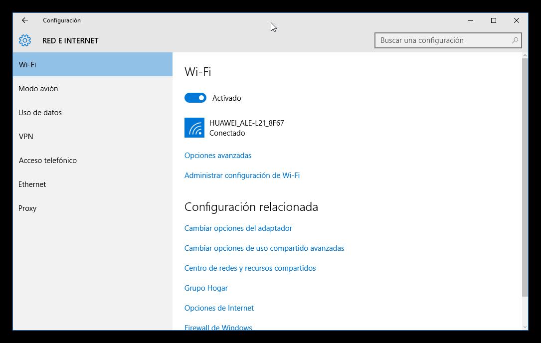 Conexion Wifi Configurar Modem