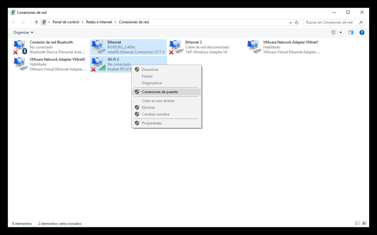 Cómo crear un punto de acceso en Windows 8 o Windows 10 ...