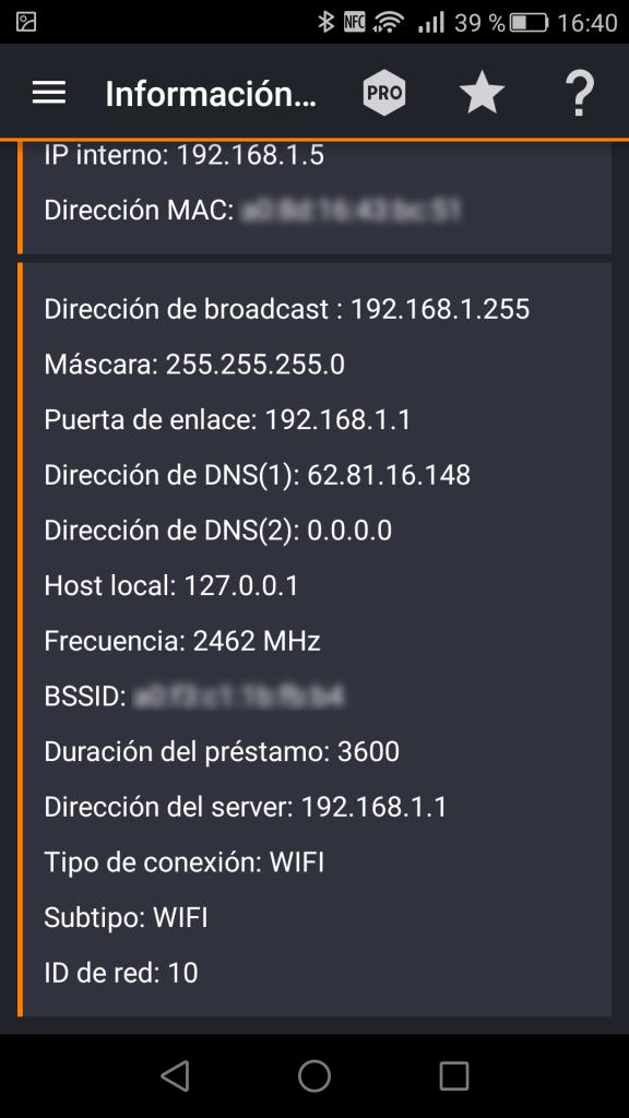 Informacion sobre IP 2