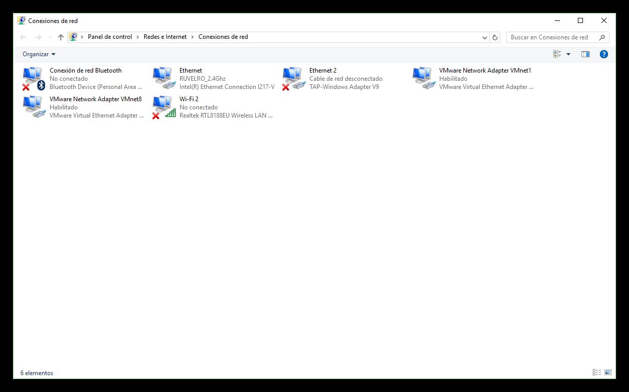 Cómo crear un punto de acceso en Windows 8 o Windows 10 para