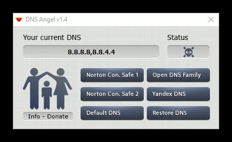 DNS Angel - Principal