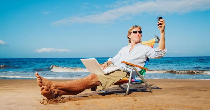 Las mejores alternativas para tener Internet en vacaciones