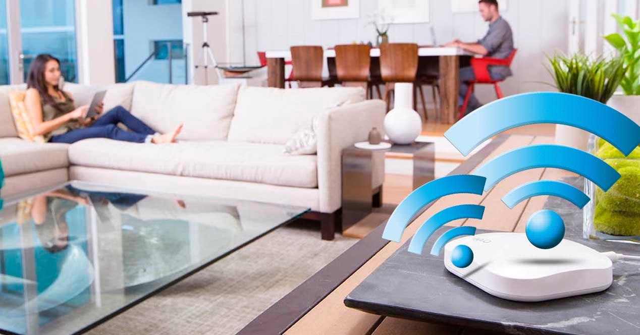 Wifi invitados