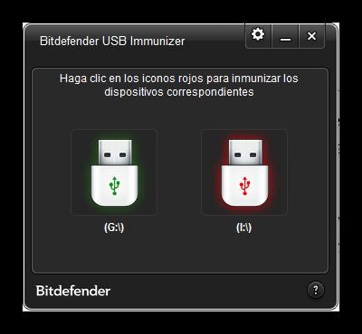 BitDefender USB Immunizer - USB