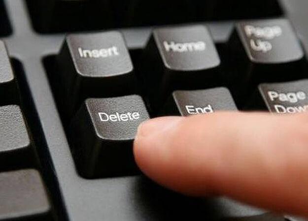 desaparecer de Internet