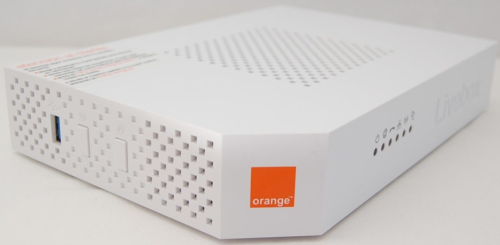 Orange – Livebox 2.1