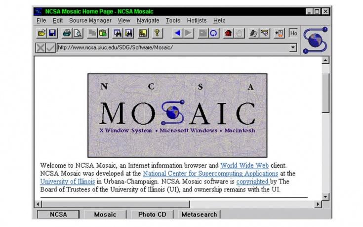 De Mosaic a Chrome, la interesante historia de los navegadores de Internet