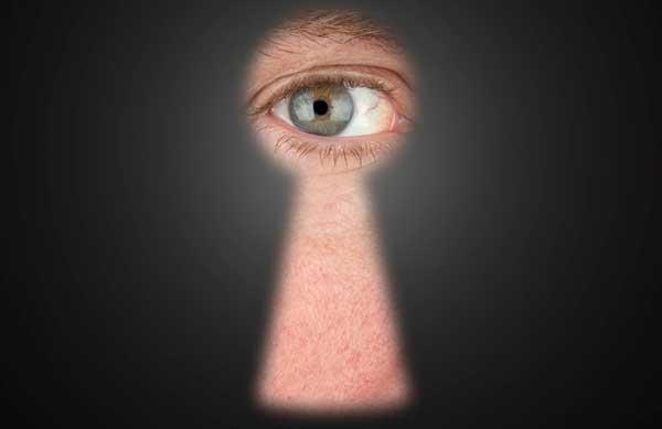 miron con vision directa