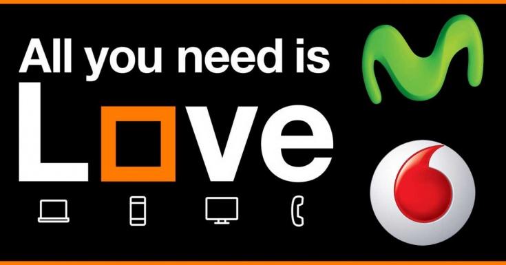 Orange Love Familia Total con 500 Mbps vs Movistar Fusión+ Premium y Vodafone One Total
