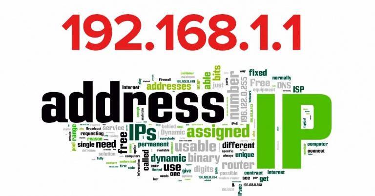 ¿Por qué se usa 192.168.1.1 para acceder al router?