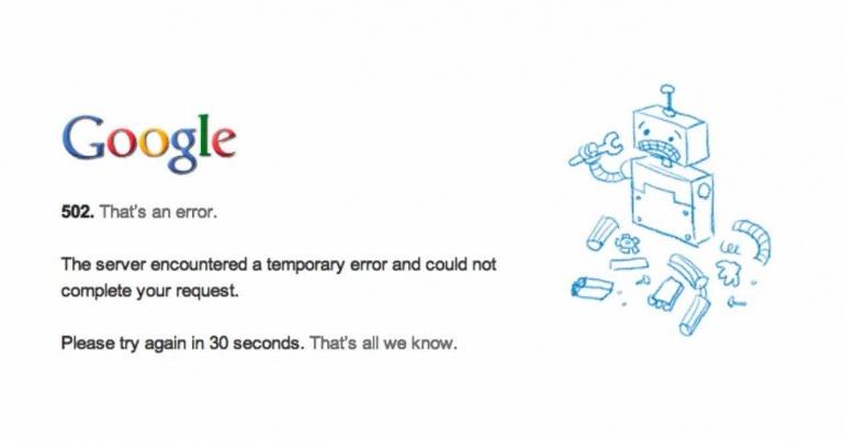 Cómo solucionar el Error 502 Bad Gateway en una web