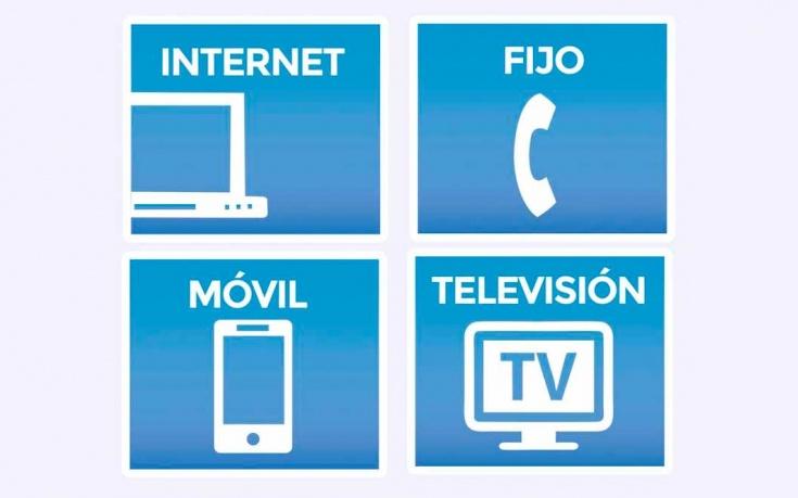 Así está el mercado de ofertas convergentes con fibra, móvil y televisión en 2017
