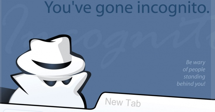 Cómo iniciar siempre el navegador en modo incógnito o de navegación privada