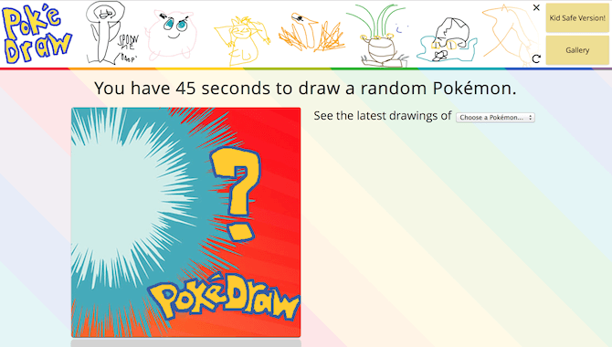 pokedraw