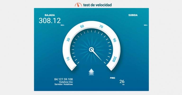Nuevos servidores para medir la velocidad de tu conexión