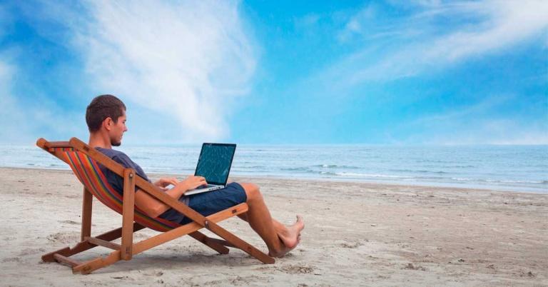 ¿Qué opciones tengo para contratar internet en verano? Tarifas 2017