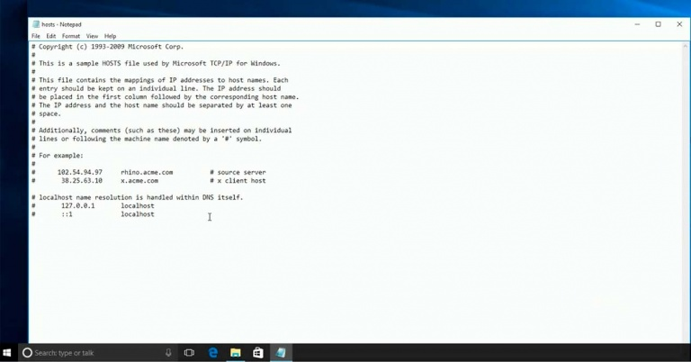 Cómo utilizar el fichero hosts de tu ordenador para bloquear malware, porno y mucho más