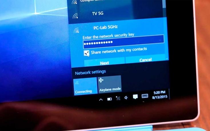 Cómo evitar que las redes WiFi de tus vecinos y cercanas aparezcan en Windows 10