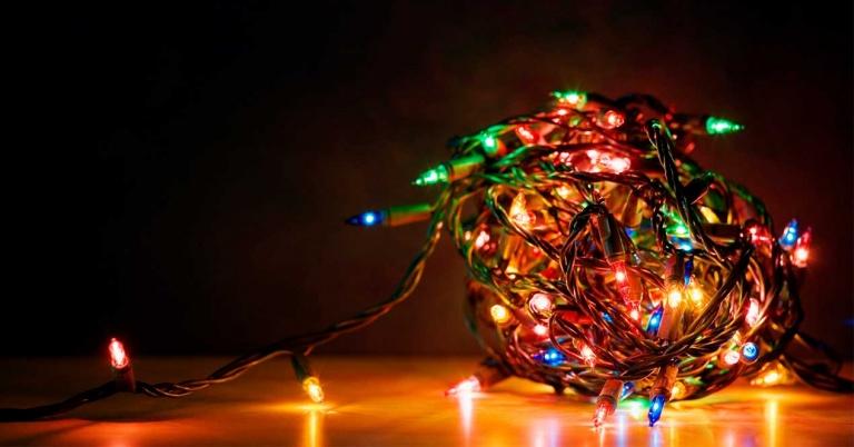 ¿Feliz Navidad? Las luces del árbol podrían ralentizar tu WiFi ¿o no?