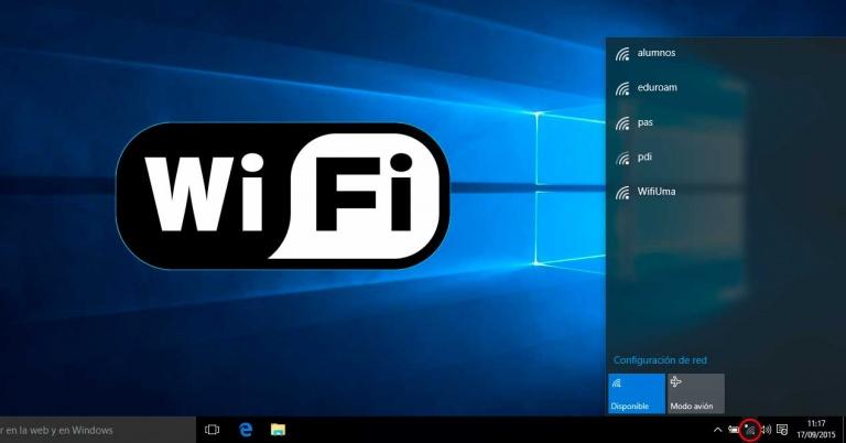 No funciona el WiFi en Windows 10: lista de posibles soluciones