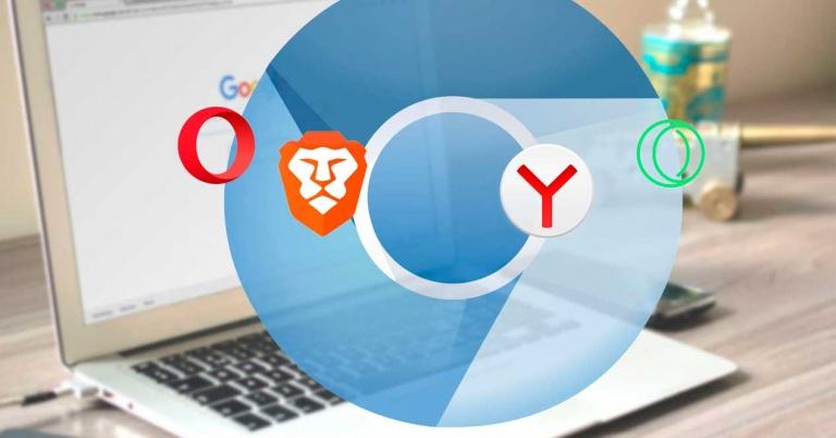 9 navegadores basados en Google Chrome para probar en 2018