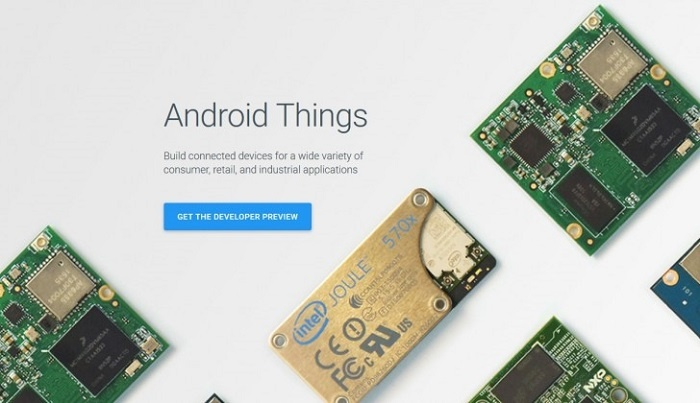 android things teaser