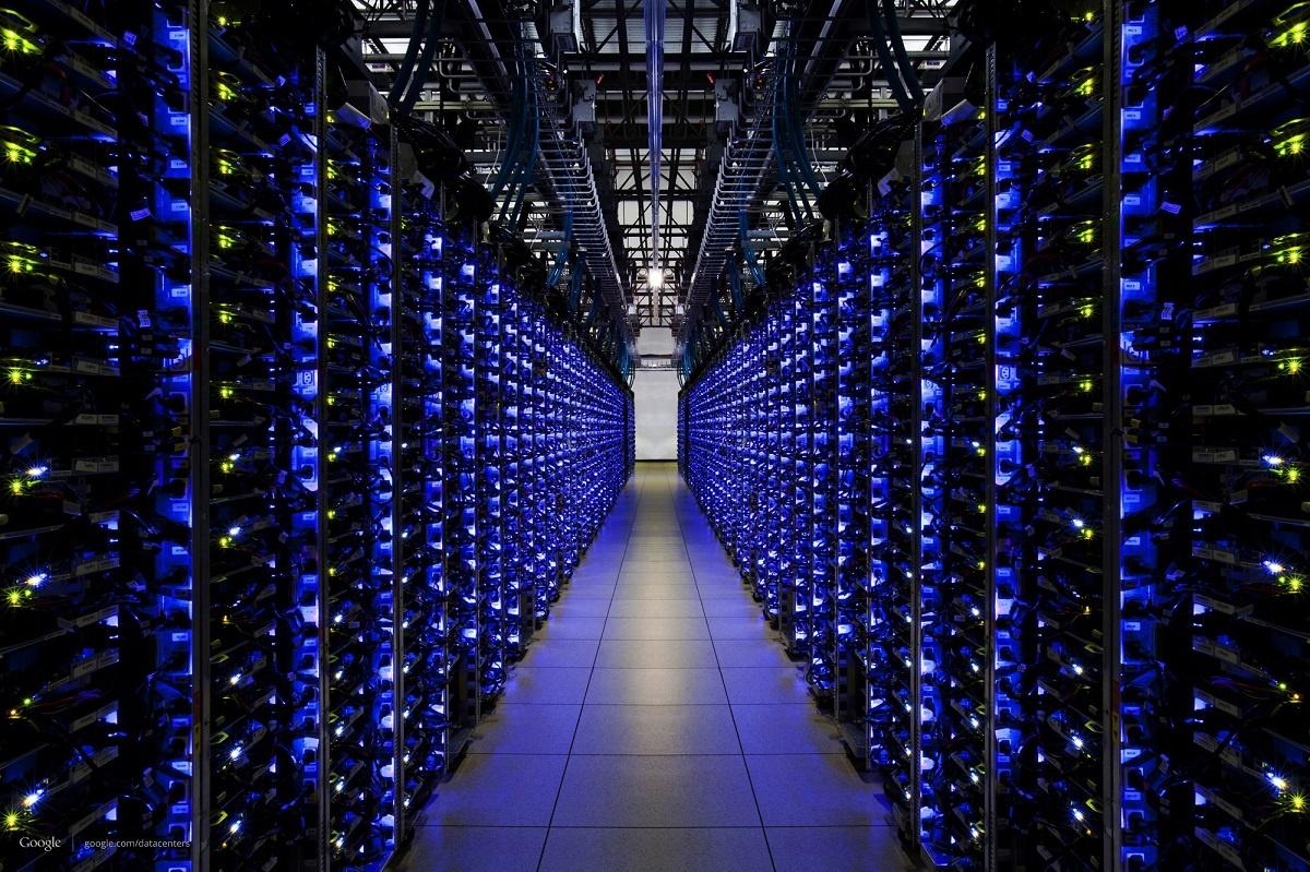 centro de datos internet