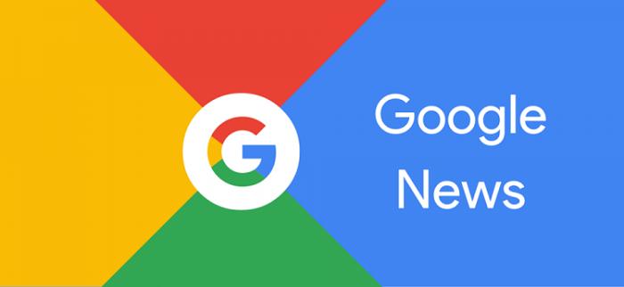google news pantalla