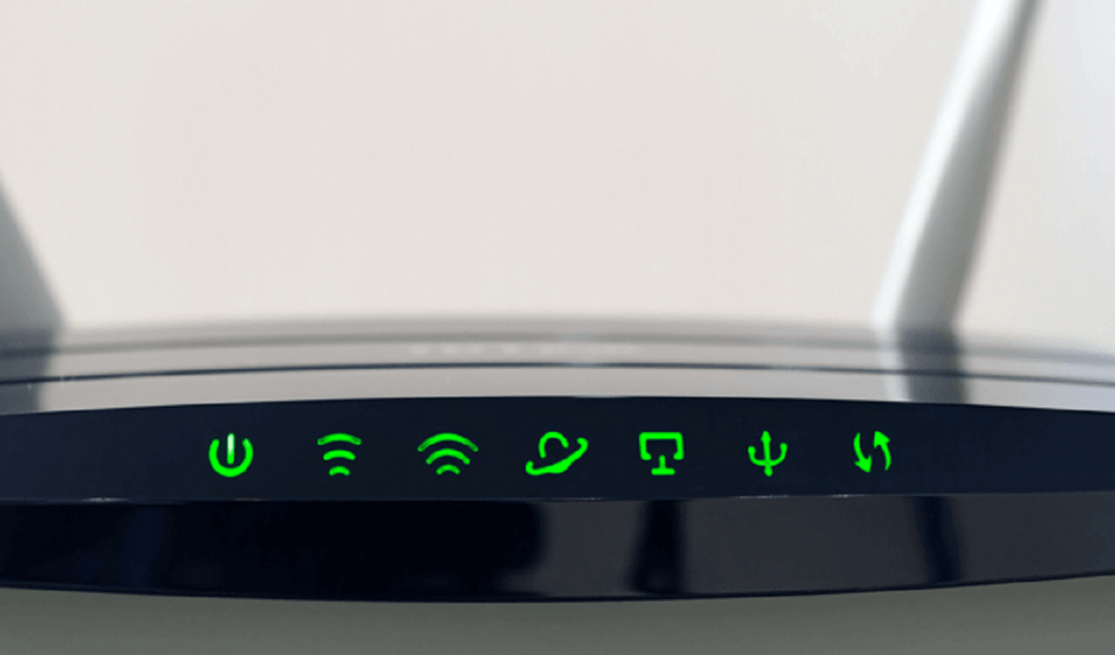 router fibra optica