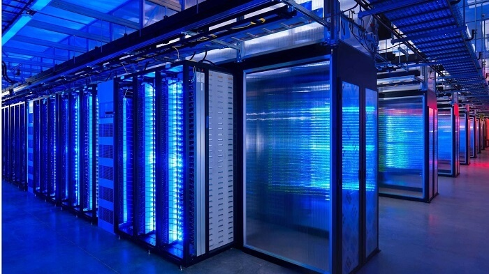 servidores Internet