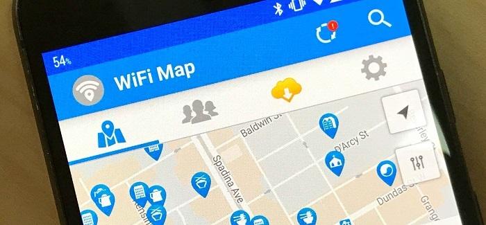 wifi map pantalla