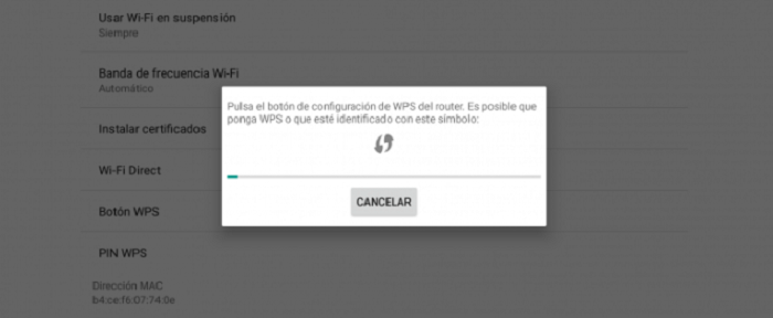 wifi wps android