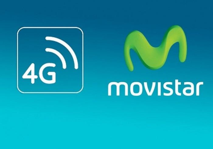 4g movistar logo
