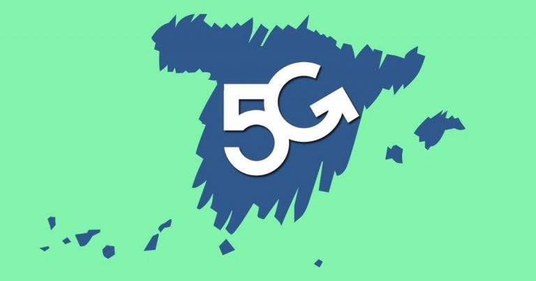 La primera subasta de 5G en España recauda 430 millones de euros