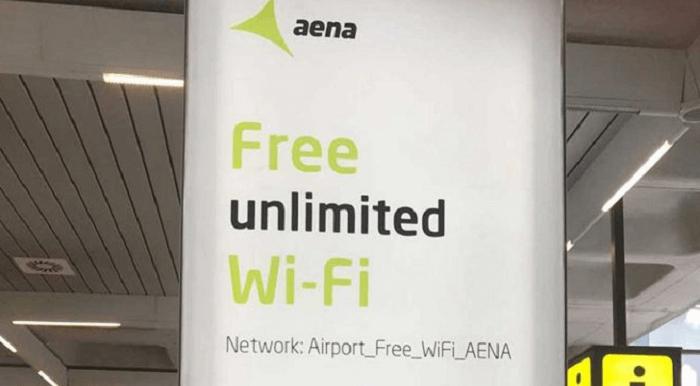 aena internet