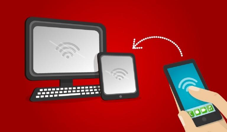 Cómo compartir la conexión de datos de un móvil Android con otros dispositivos