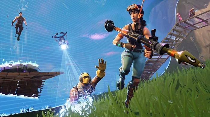 fortnite pantalla internet