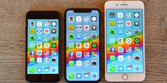 iphone smartphones