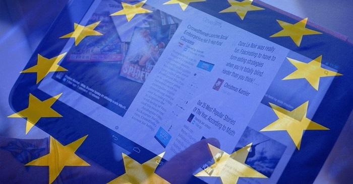 ley internet europea