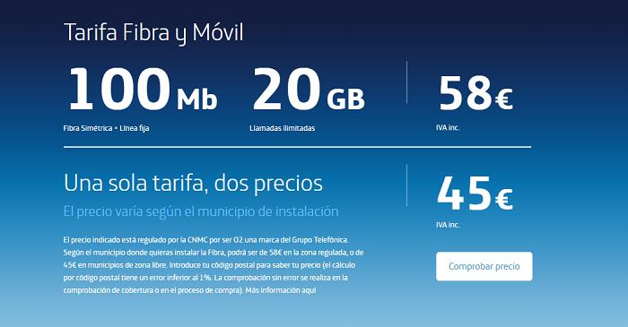 o2 fibra+móvil