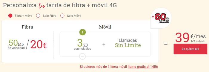 lowi fibra y móvil