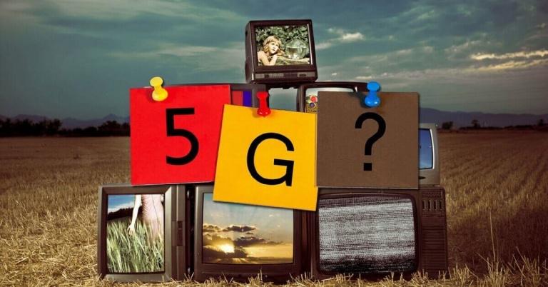 El 5G ocupará las frecuencias de la TDT antes de 2020