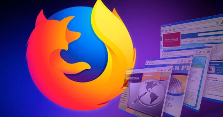 Firefox va a sugerir webs en función de tus visitas e historial de navegación