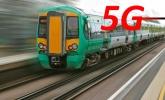 El 5G permitirá tener Internet y WiFi en el tren sin cortes