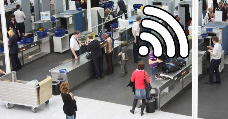 El WiFi tiene más usos de los que creíamos: sirve para escanear equipajes sin abrirlos