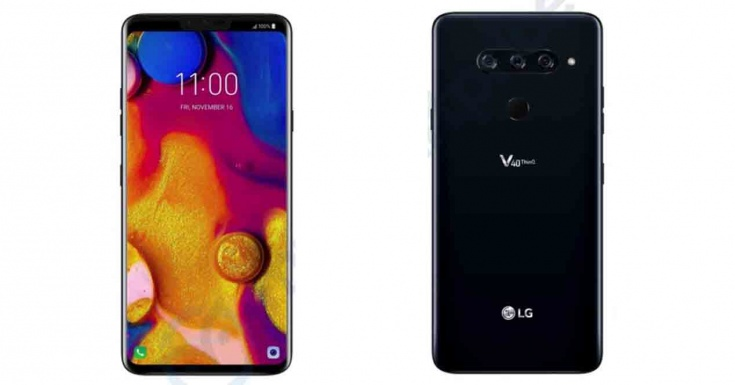 El LG V45 podría adelantarse para ser el primer móvil con 5G del mercado