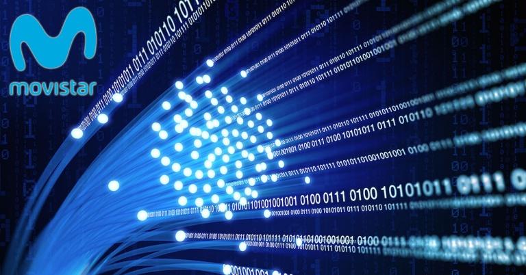 Movistar alcanza el millón de clientes con 600 Mbps simétricos