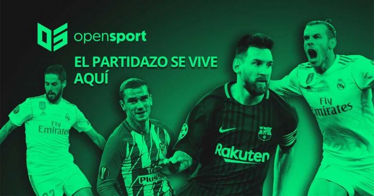Opensport: el primer OTT que emitirá todo el fútbol esta temporada