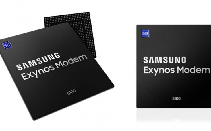 Samsung Exynos 5100: el primer módem 5G para los Galaxy está listo