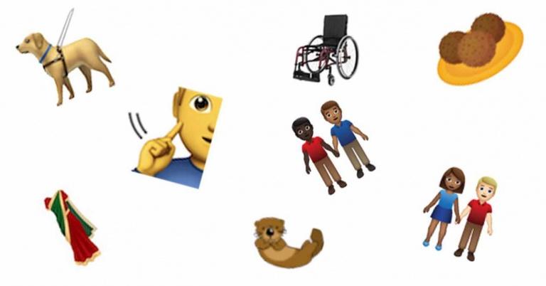 Los nuevos emoji de 2019: ya hay lista de candidatos para el teclado de tu móvil